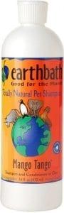 Earthbath MangoTango Maine Coon Cat Shampoo