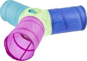 Frisco Cat Tunnel Toy For Weight Loss