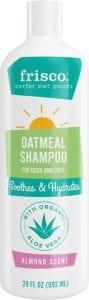 Frisco Oatmeal Shampoo