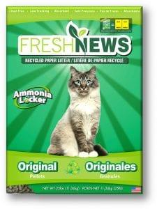 Freshnews litter